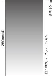 カスミ・コナユキ:グラデーションパターン