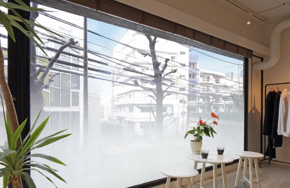フォグラス(プリントグラデーション) コナユキ 1250mm幅(50cm単位切り売り)イメージ2
